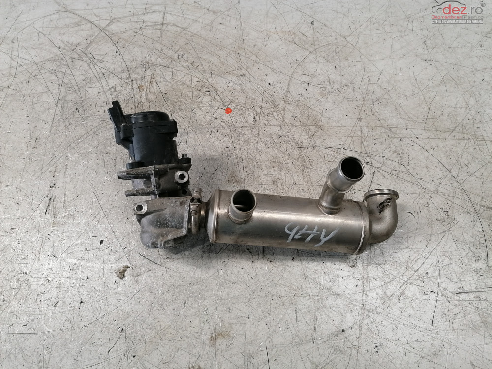 Racitor Gaze Cu Egr Peugeot 307 1 6hdi Cod   9672880080    9646762280  Piese auto în Cosereni, Ialomita Dezmembrari