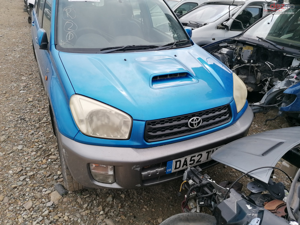 Dezmembrez Toyota Rav 4 Din 2004  Dezmembrări auto în Cosereni, Ialomita Dezmembrari