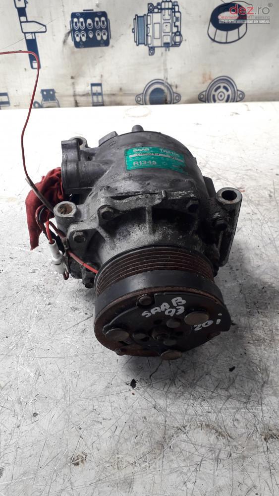 Compresor Ac Saab 9  3 2 0i Cod   0229501914  Piese auto în Cosereni, Ialomita Dezmembrari