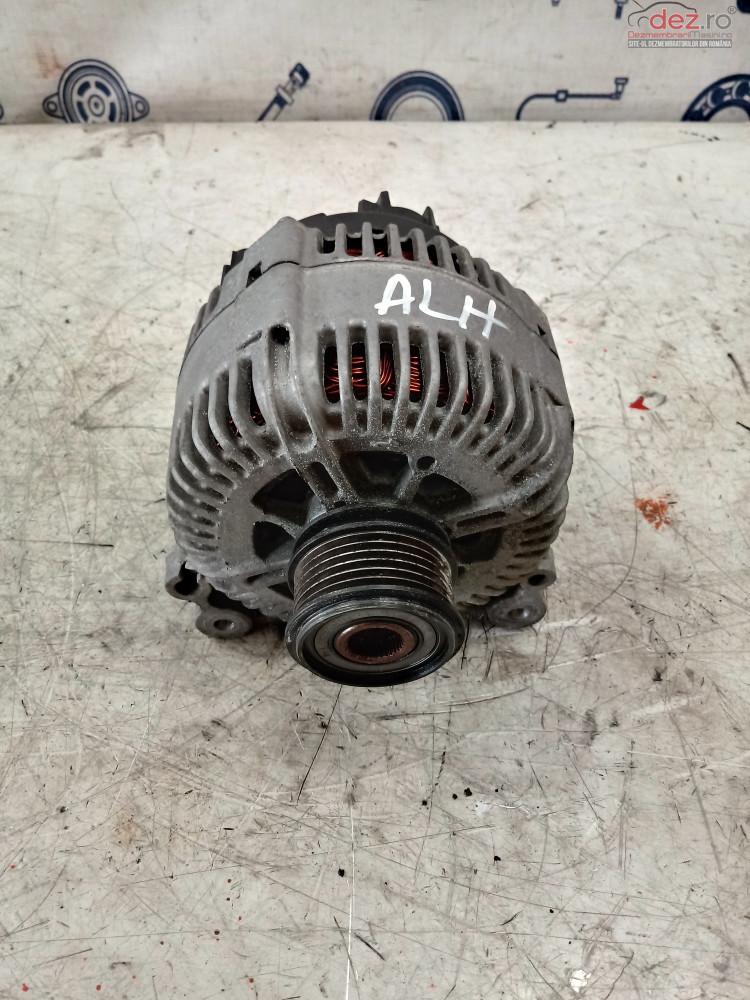 Alternator Vw Passat 1 9tdi Bkp Cod   021903026l  Piese auto în Cosereni, Ialomita Dezmembrari
