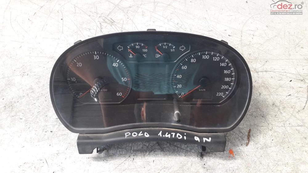 Ceasuri Bord Vw Polo 1 4tdi 9n Cod   6q0920823e  Piese auto în Cosereni, Ialomita Dezmembrari