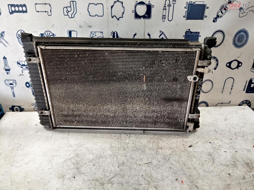 Radiator Apa Si Ac Audi A6 3 0tdi Bmk Cod   4f0260401e  Piese auto în Cosereni, Ialomita Dezmembrari