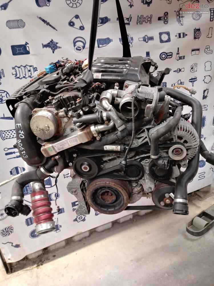 Motor Bmw X5 E70 Tip   306d3  Piese auto în Cosereni, Ialomita Dezmembrari