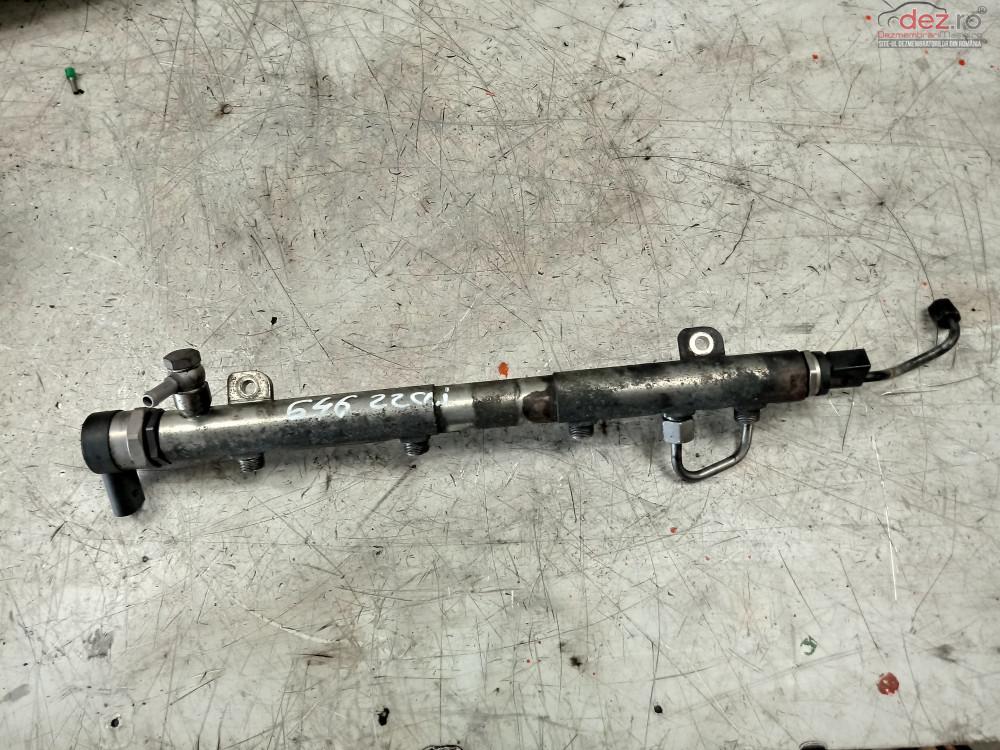 Rampa Injectoare Mercedes Sprinter 2 2cdi 646  cod 0445214161 , A6460701895 Piese auto în Cosereni, Ialomita Dezmembrari