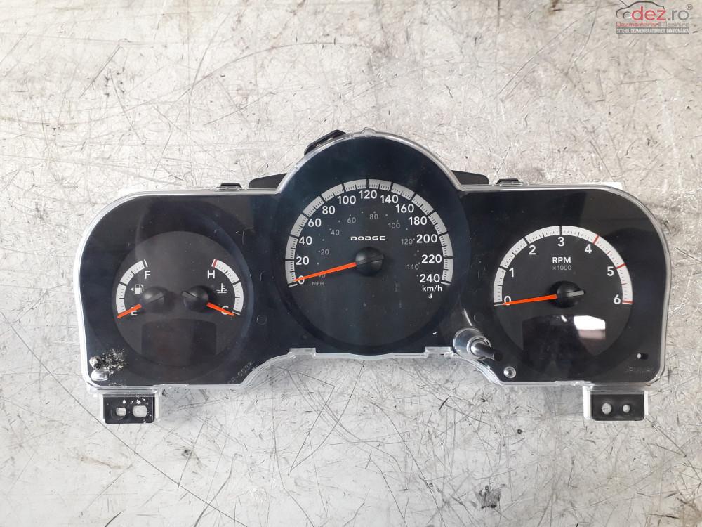 Ceasuri Bord Dodge Nitro 2 8crdi 2008 cod 56044826AI , CR-0037-009-K0-CI Piese auto în Cosereni, Ialomita Dezmembrari