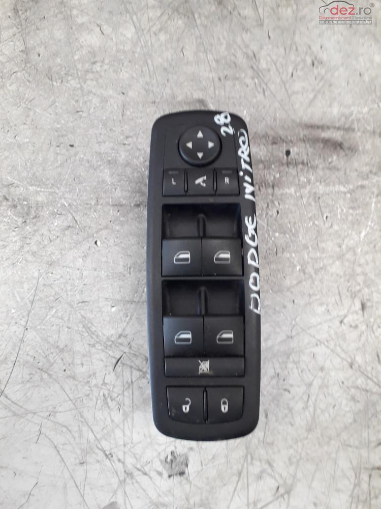 Comanda Geamuri Dodge Nitro 2008 Cod 04602534ad 03126025 Piese auto în Cosereni, Ialomita Dezmembrari