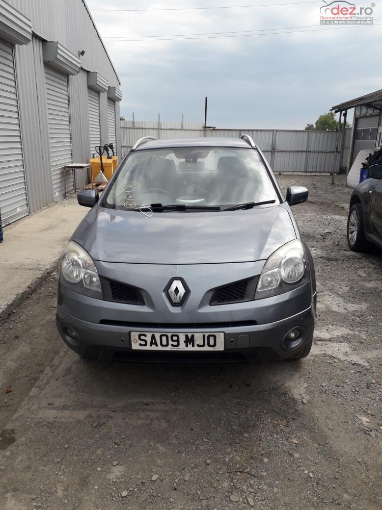 Dezmembrez Renault Koleos 2 0dci 6 Trepte 2009 Dezmembrări auto în Cosereni, Ialomita Dezmembrari