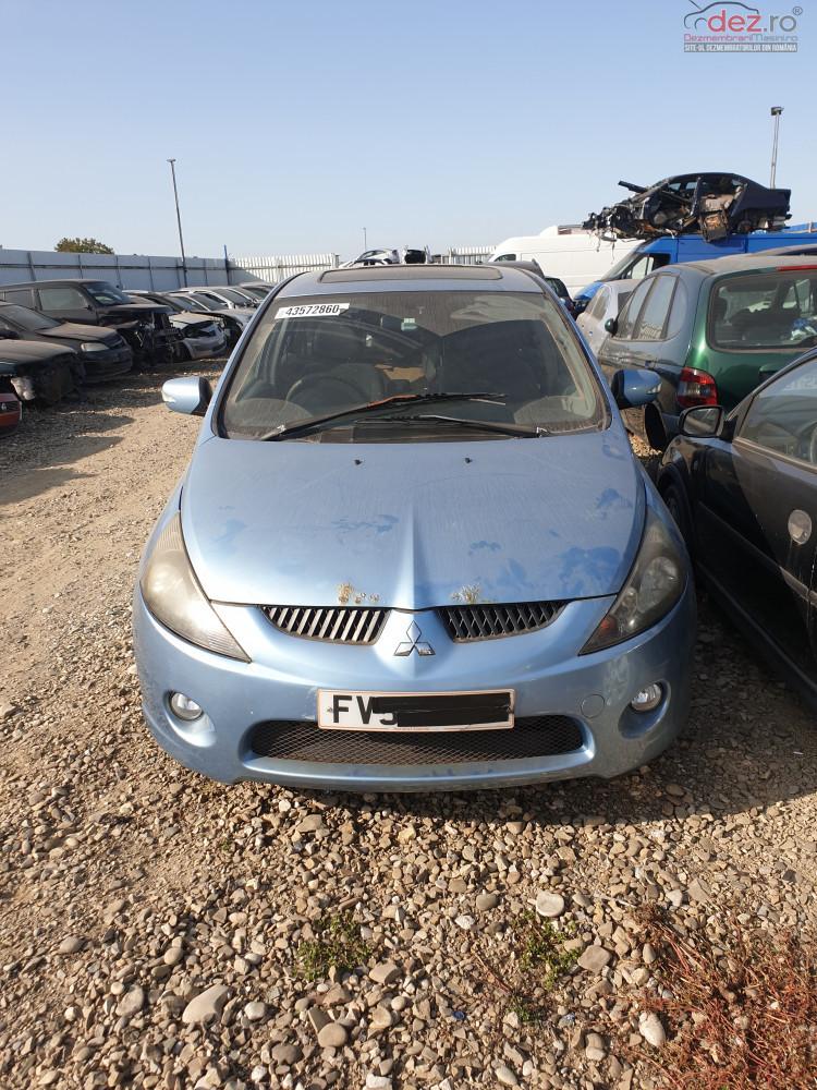 Dezmembrez Mitsubishi Grandis 2 4i 5trepte Manuala Din 2005 Dezmembrări auto în Cosereni, Ialomita Dezmembrari