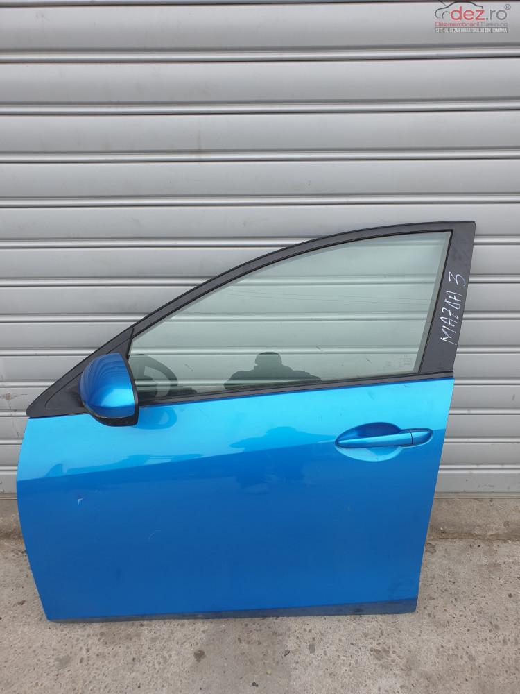 Usa Stanga Fata Mazda 3 2010 Piese auto în Cosereni, Ialomita Dezmembrari