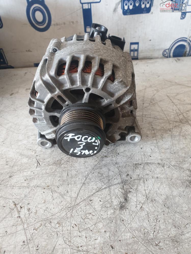 Alternator Ford Focus 3 1 5tdci Cod Av6n 10300 Gc 30659390 Piese auto în Cosereni, Ialomita Dezmembrari
