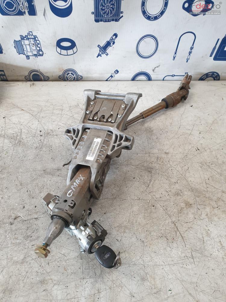 Coloana Volan Ford C Max 1 6hdi 2006 Cod 4m51 3c529 Ae Piese auto în Cosereni, Ialomita Dezmembrari