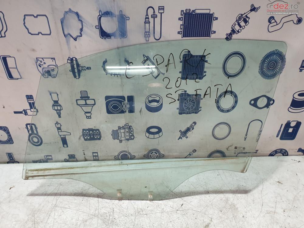 Geam Usa Stanga Fata Chevrolet Spark 2012 Piese auto în Cosereni, Ialomita Dezmembrari