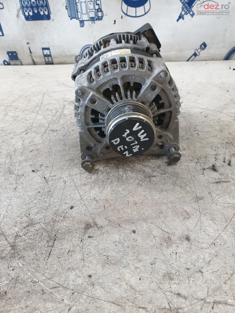 Alternator Vw Touareg 3 0tdi Den Cod 059903024f Piese auto în Cosereni, Ialomita Dezmembrari