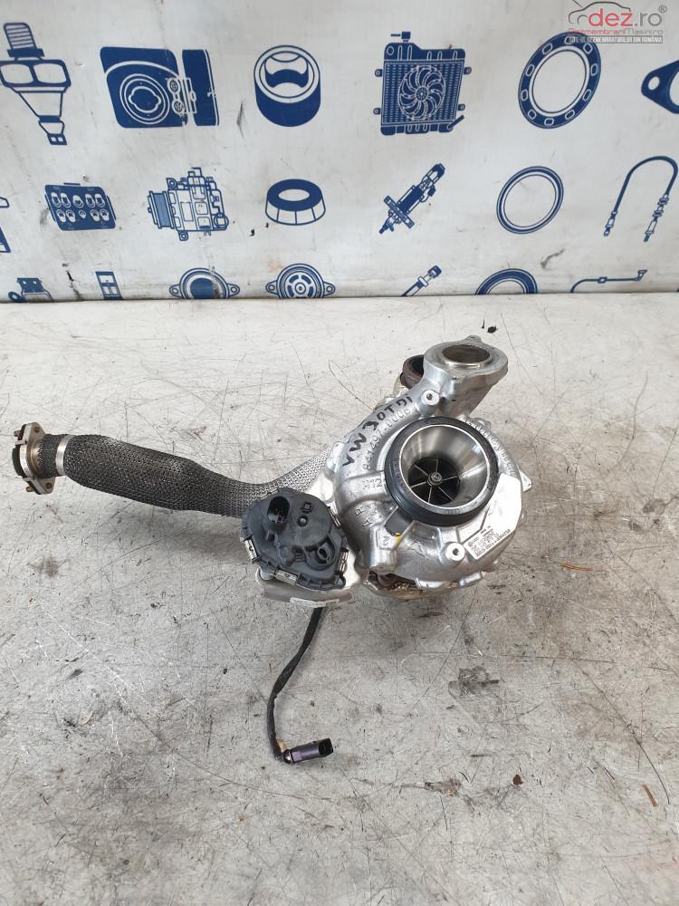 Turbina Vw Touareg 3 0tdi Den Cod 059145873eg Piese auto în Cosereni, Ialomita Dezmembrari