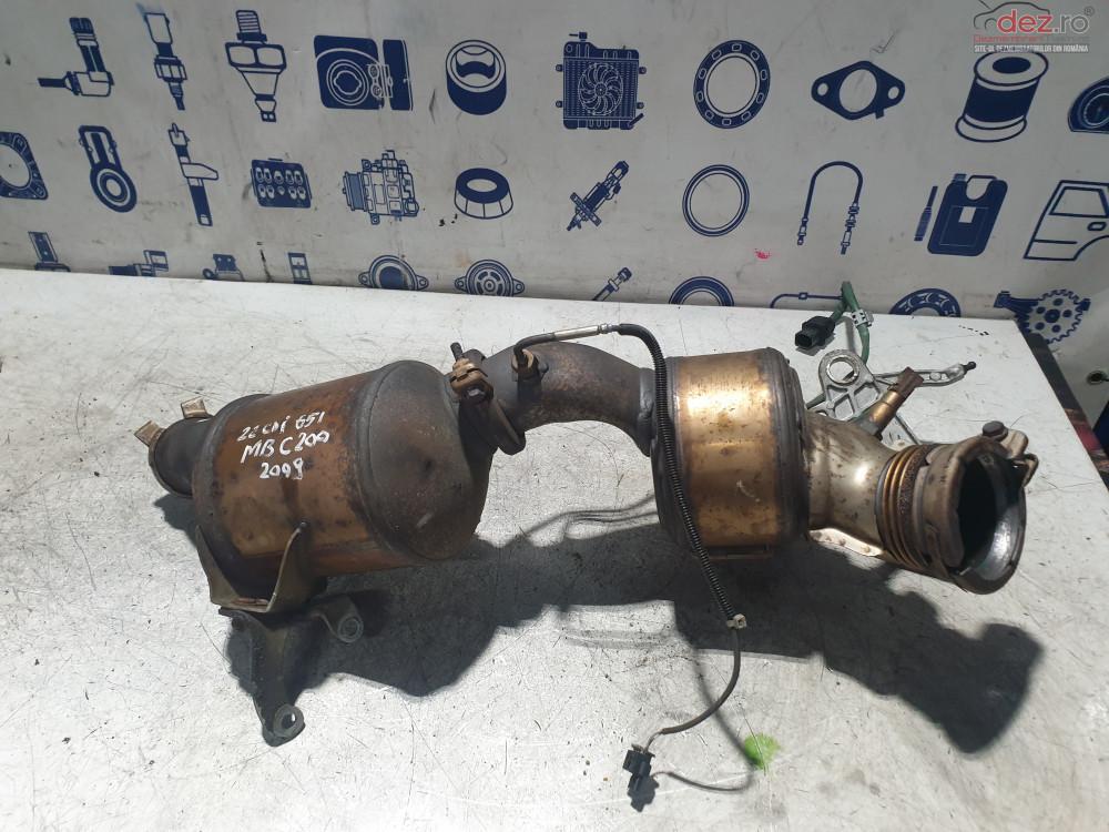 Catalizator Si Filtru Particole Mercedes C Lass C200 2 2d cod A2044905736 , A2124901492 Piese auto în Cosereni, Ialomita Dezmembrari