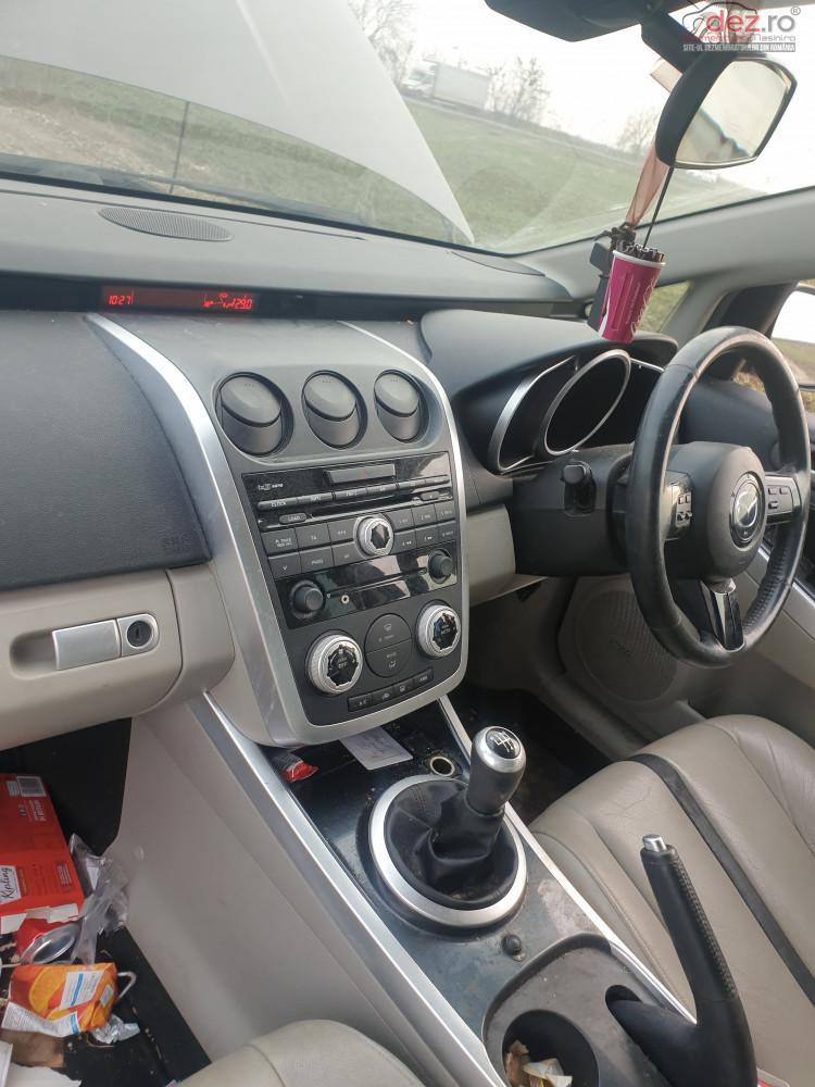 Dezmembrez Mazda Cx 7 2 3i 6trepte Manuala Din 2008