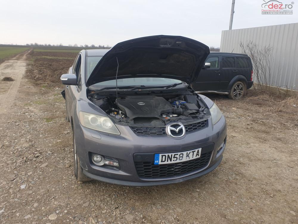 Dezmembrez Mazda Cx 7 2 3i 6trepte Manuala Din 2008 Dezmembrări auto în Cosereni, Ialomita Dezmembrari