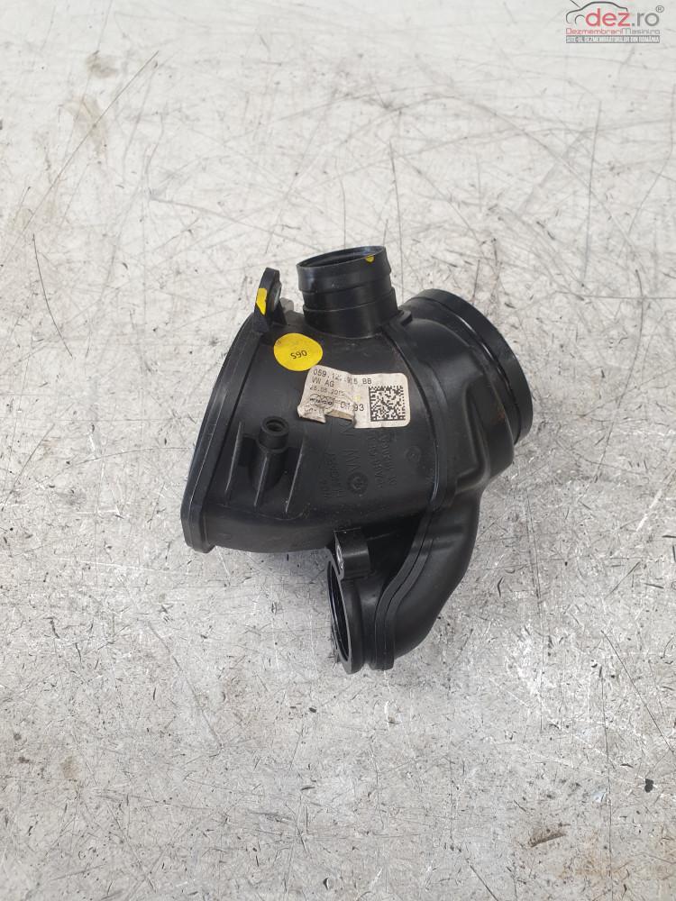 Furtun Intercooler Audi Q7 3 0tdi Cod 059123955bb Piese auto în Cosereni, Ialomita Dezmembrari
