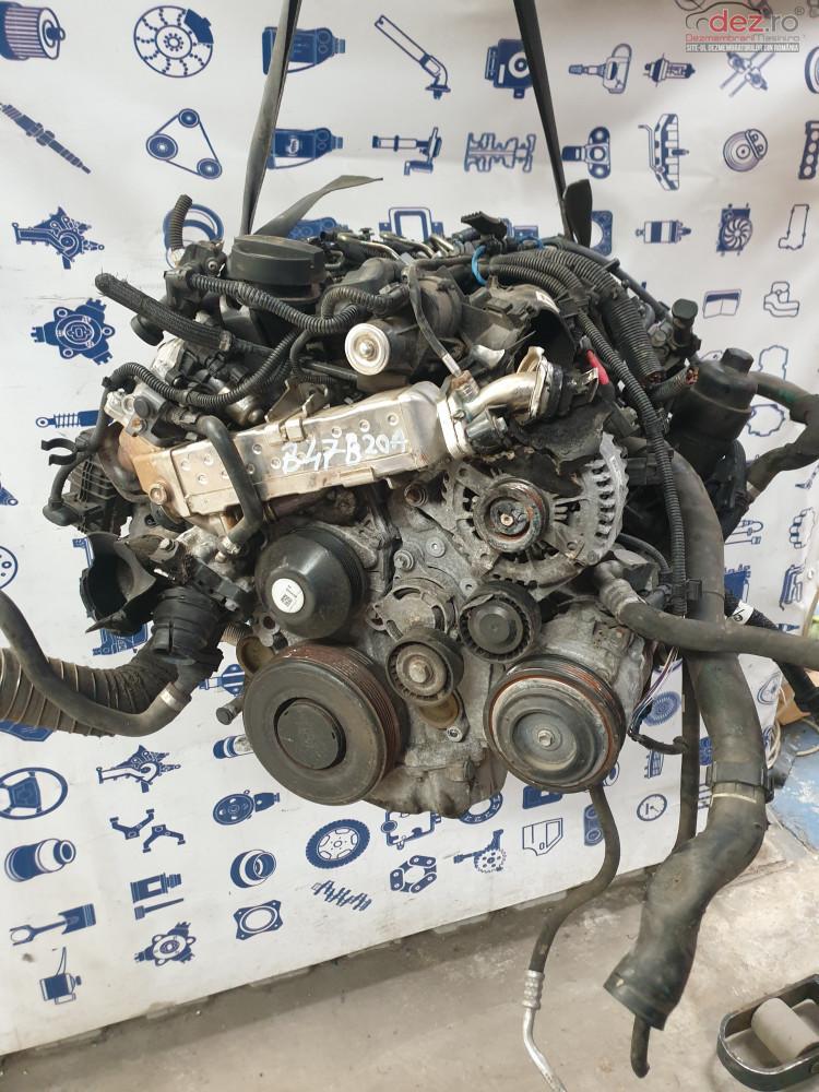 Motor Bmw X4 2 0d Tip B47d20a Piese auto în Cosereni, Ialomita Dezmembrari