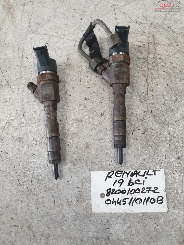 Injectoare Renault 1 9dci Cod 8200100272 0445110110b Piese auto în Cosereni, Ialomita Dezmembrari