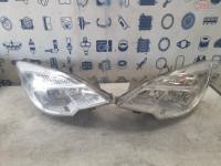 Faruri St+dr Opel Meriva A17dt Cod 13253632 13253631 Piese auto în Cosereni, Ialomita Dezmembrari