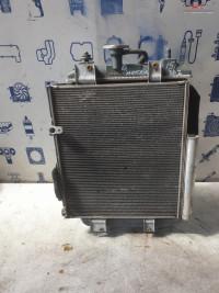 Radiator Apa Ac Si Electroventilator Daihatsu Materia 1 5i 3sz cod 422173-5920 , 422750-1790 Piese auto în Cosereni, Ialomita Dezmembrari