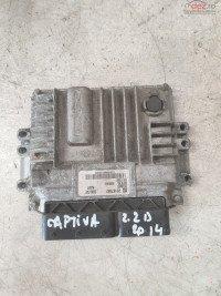 Calculator Motor Chevrolet Captiva 2 2d E5 Automata cod 25187592 , 96951477 , 595172891 , 28338455 Piese auto în Cosereni, Ialomita Dezmembrari