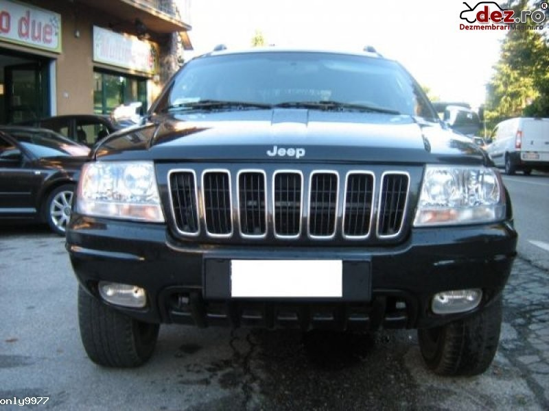 Dezmembrez jeep grand cherokee 2 7 crd   motor   accesori   mecanica  Dezmembrări auto în Craiova, Dolj Dezmembrari