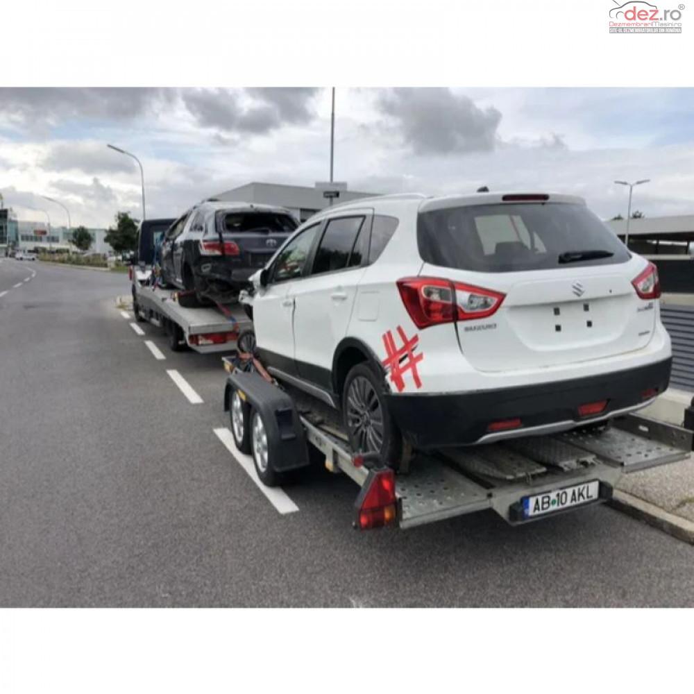 Piese  Dezmembrez Suzuki Sx4 S  Cross 1 6 Ddis 4x4 An 2016 Euro 6  Dezmembrări auto în Sebes, Alba Dezmembrari