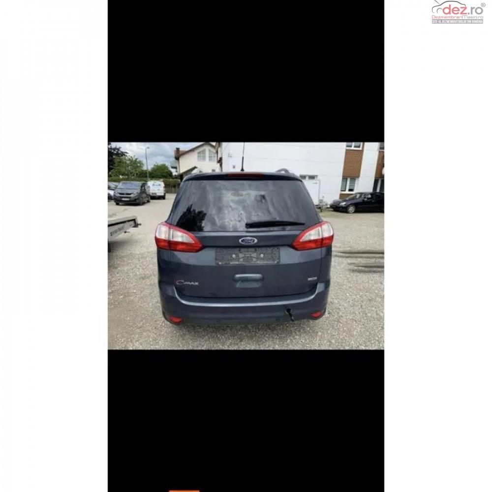 Dezmembrez Ford Grand C Max 2013 1 6 Tdci Euro 5 115 Cp Dezmembrări auto în Sebes, Alba Dezmembrari