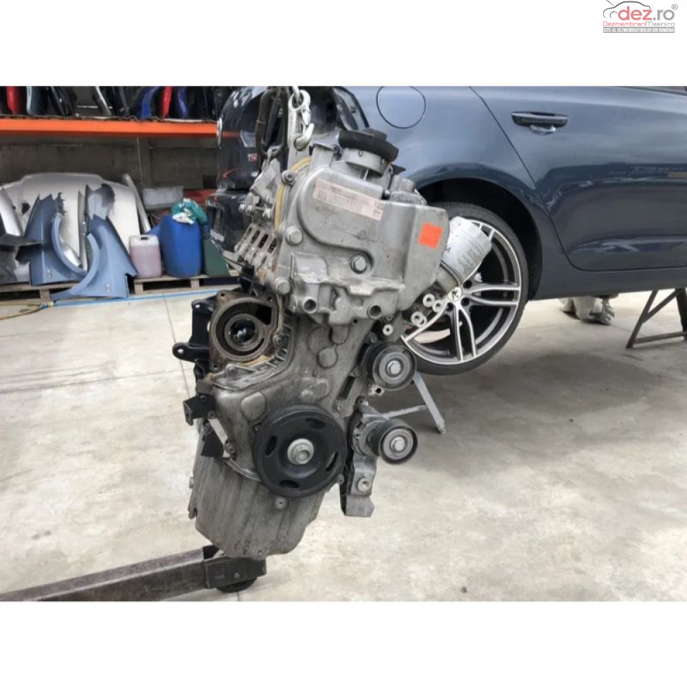 Motor Vw Golf 6  Eos  Tiguan  Jetta 1  4 Tsi 160 Cp Cav Cavd 2012  cod cavd cav  Piese auto în Sebes, Alba Dezmembrari