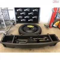 Kit Roata Rezerva Slim Cric Cheie Ford Grand C Max 2013 T125/80r16 Piese auto în Sebes, Alba Dezmembrari