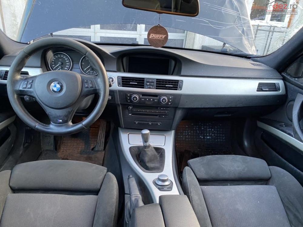 Kit Airbag Plansa Bord Cu Loc Navigatie Bmw E91 M Seria 3 330xd E90 Piese auto în Sebes, Alba Dezmembrari
