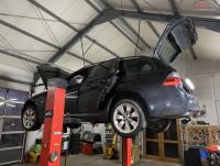 Dezmembrez BMW Seria 3 330xd e91 din 2008 Dezmembrări auto în Sebes, Alba Dezmembrari
