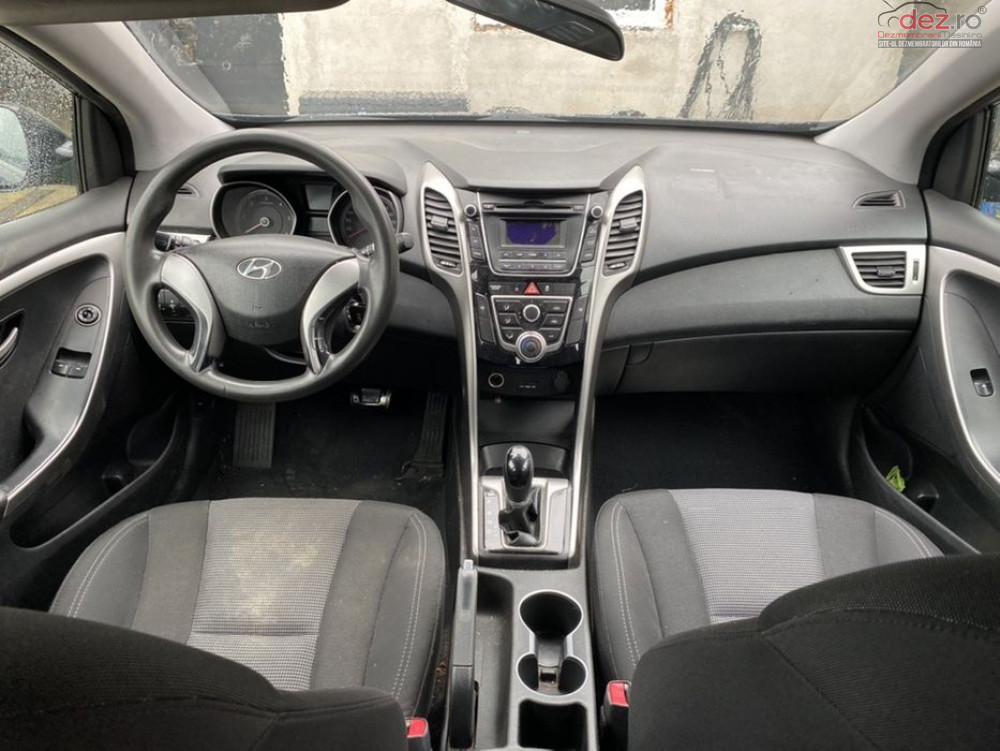 Piese Dezmembrez Hyundai I30 2 Cw Gd 2016 1 6 Crdi Automat Dezmembrări auto în Sebes, Alba Dezmembrari