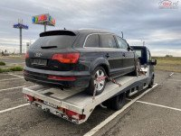 Bara Spate Audi Q7 4l S Line 2009 Lz9y Piese auto în Sebes, Alba Dezmembrari