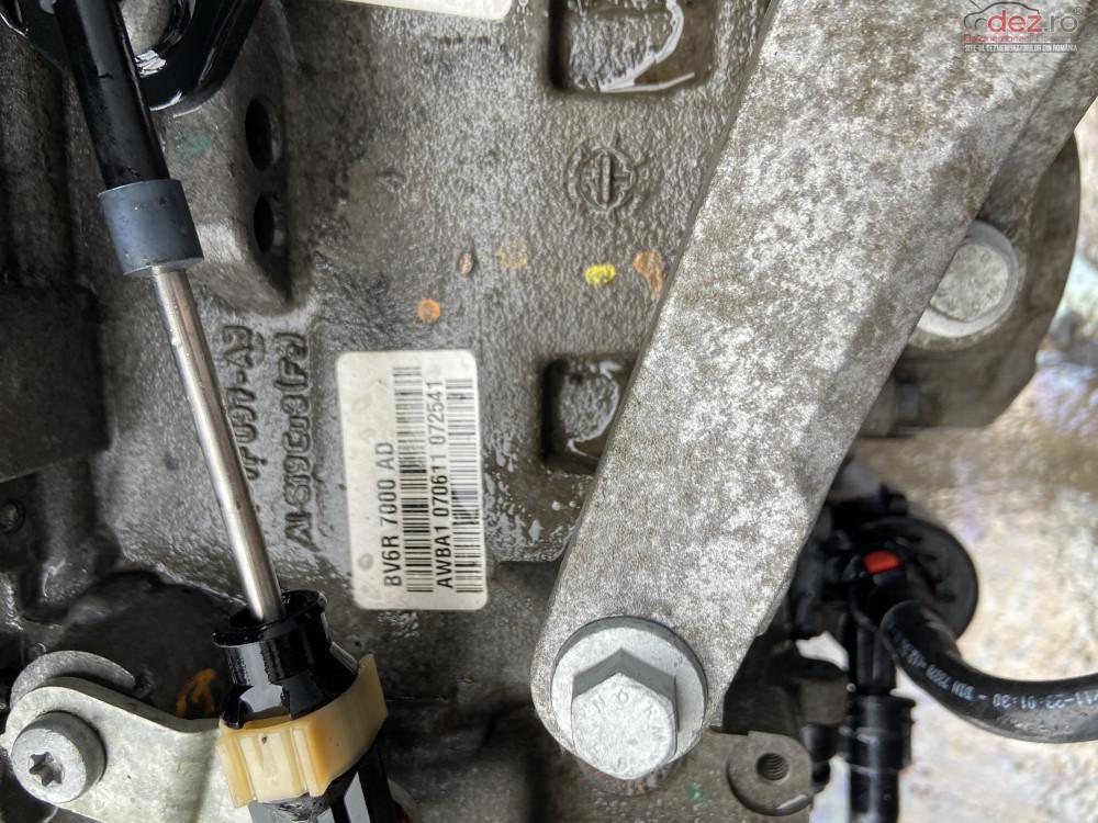Cutie Automata Power Shift 2 0 Tdci 2011  cod Bv6r-7000-ad Piese auto în Fantana Mare, Suceava Dezmembrari