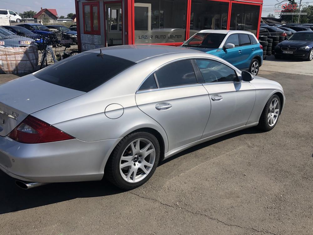 Dezmembrez Mercedes Cls 320 Cdi