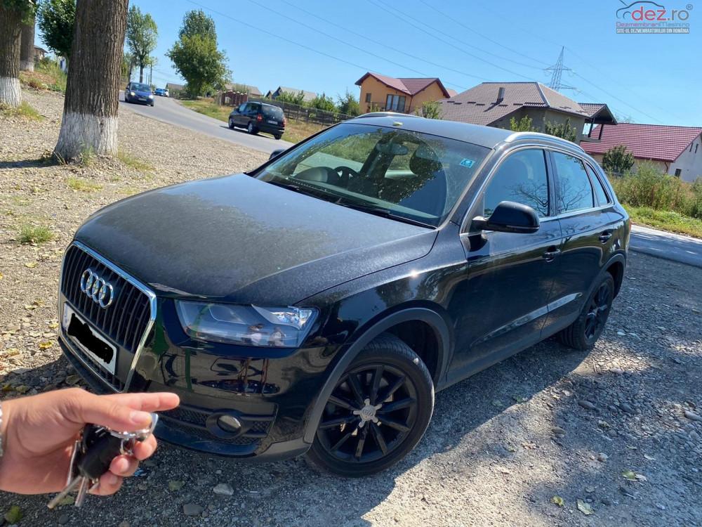 Dezmembrez Audi Q3 2 0 Tdi 2013 Cffb Dezmembrări auto în Falticeni, Suceava Dezmembrari