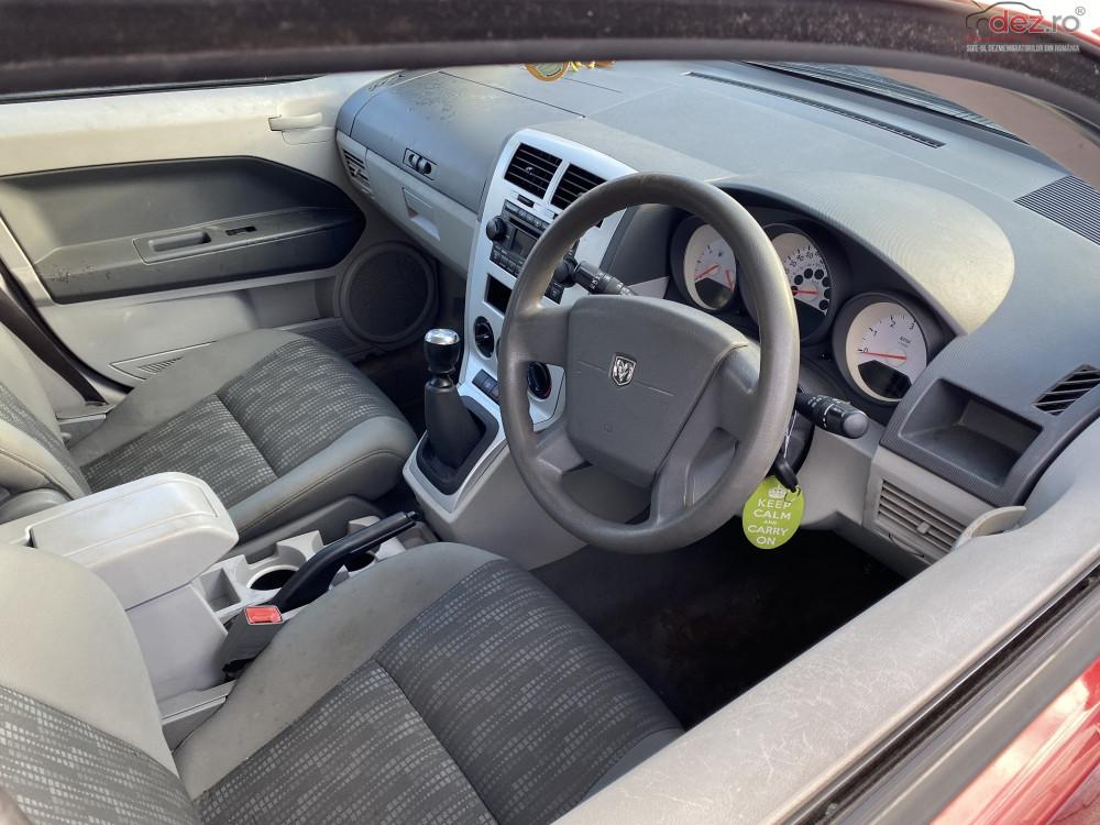 Dezmembrez Dodge Caliber 2 0 Crd 2007 Dezmembrări auto în Falticeni, Suceava Dezmembrari