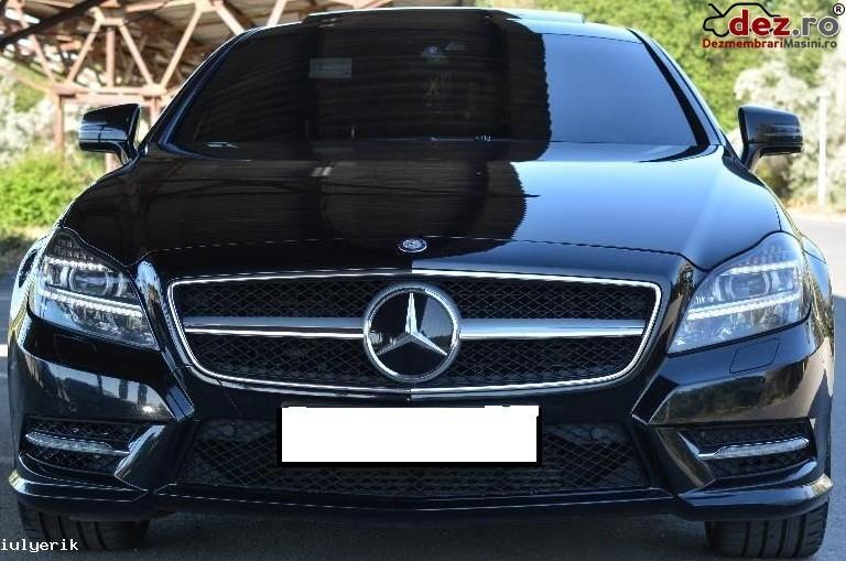 Dezmembrez Mercedes Cls 250 Cdi W218 Amg Dezmembrări auto în Bucuresti Sector 3, Ilfov Dezmembrari