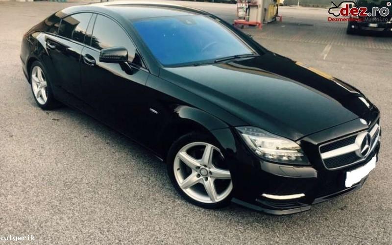 Dezmembrez Mercedes Benz Cls 250 Cdi W218 Amg Dezmembrări auto în Bucuresti Sector 3, Ilfov Dezmembrari