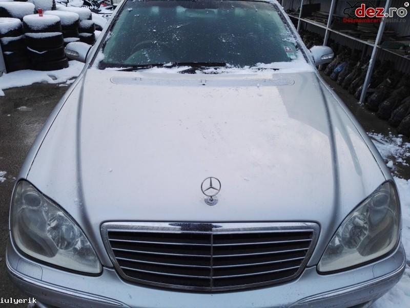 Capota fata Mercedes S 320 w220 2005 Piese auto în Bucuresti Sector 3, Ilfov Dezmembrari