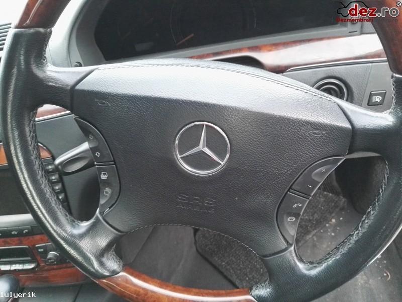 Airbag volan Mercedes S 320 w220 2005 Piese auto în Bucuresti Sector 3, Ilfov Dezmembrari