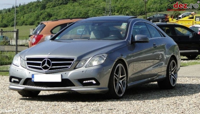 Dezmembrez Mercedes E Class W07 C207 Coupe 2010 Dezmembrări auto în Bucuresti Sector 3, Ilfov Dezmembrari