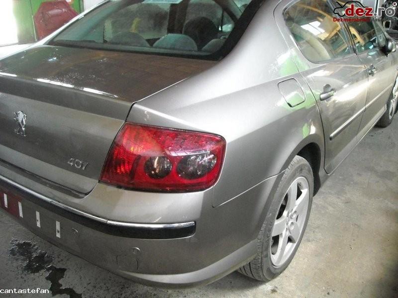 Dezmembrez peugeot 407 2 0 hdi din 2006  motor rhr 140 000 km impecabil  piese  Dezmembrări auto în Baia Mare, Maramures Dezmembrari