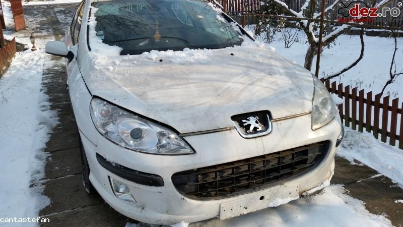 Dezmembrez Peugeot 407 2 0 Hdi Din 2006 Dezmembrări auto în Baia Mare, Maramures Dezmembrari