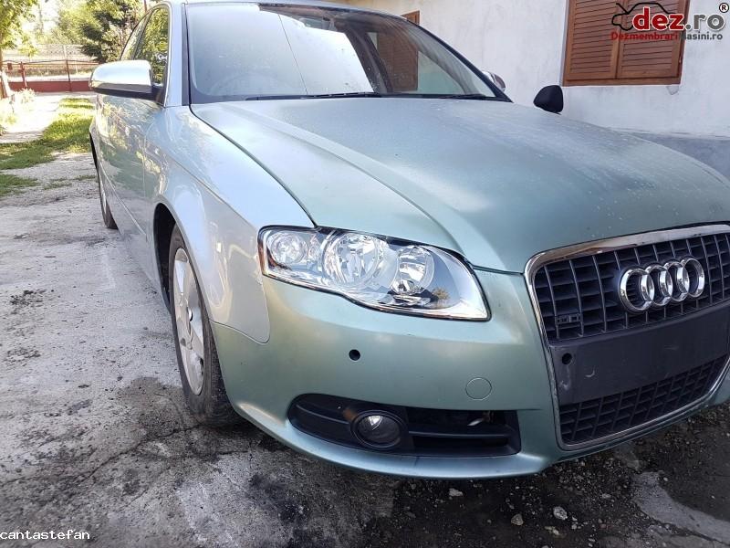 Dezmembrez Audi A4 B7   2 0 Tdi Din 2006   170 Cp   Motor Brd  Dezmembrări auto în Baia Mare, Maramures Dezmembrari