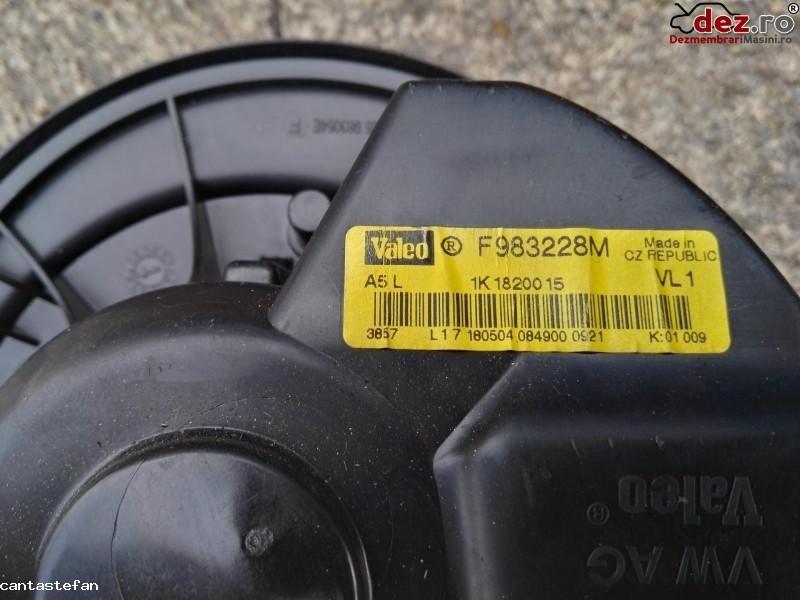 Aeroterma habitaclu Volkswagen Golf 2006 cod 1K1820015