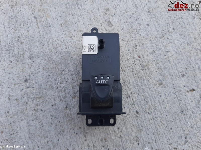 Comanda electrica geam Honda Civic 2008 cod 83590SMGE120UHS Piese auto în Baia Mare, Maramures Dezmembrari